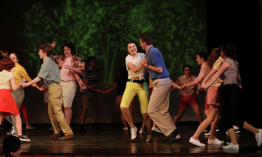 The Crusader Players Theatre Club is staging the musical The Pajama Game March 8-10, 2019 at Trinity Catholic High School, 926 Newfield Ave., Stamford, Conn. Photo: Contributed Photo / Contributed Photo / Stamford Advocate contributed