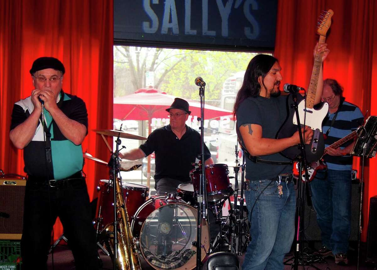 BLUES CHALLENGE: The Whiskey Rebels is among the 16 Connecticut blues bands scheduled to take part in the Connecticut Blues Challenge 2019, the 24th annual blues talent search sponsored by the Connecticut Blues Society. The competition will begin March 10 at 3 p.m. at Black-eyed Sally's (350 Asylum Ave., Hartford) and will run for consecutive Sundays through March 31.