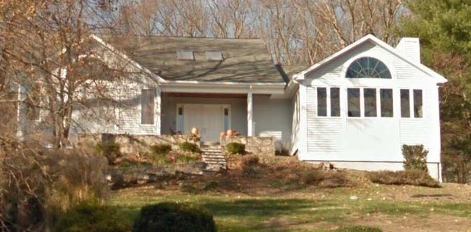 15 Topaz Lane in Trumbull sold for $550,000. Photo: Google Street View