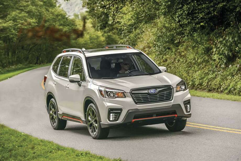 The All New Fifth Generation 2019 Subaru Forester Offers Most E Capability And