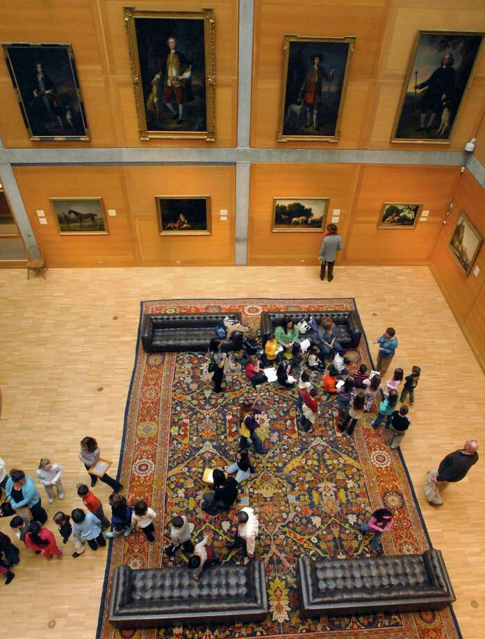 The Yale Center for British Art. Photo: File Photo