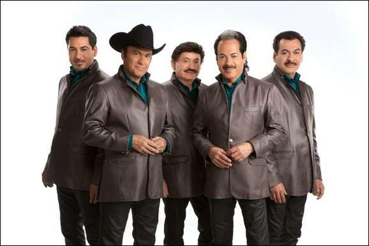 Los Tigres del Norte have been performing for five decades.