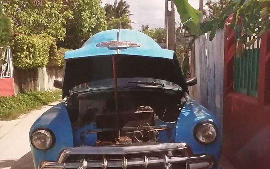 Joyce Pellegrino, a Connecticut photographer, captured Cuba's colorful culture in a show that will be on view at Framemakers in Black Rock. Photo: Contributed Photo