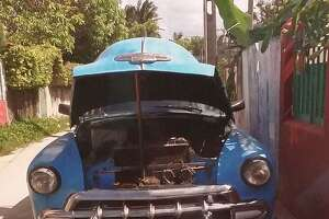 Joyce Pellegrino, a Connecticut photographer, captured Cuba's colorful culture in a show that will be on view at Framemakers in Black Rock.