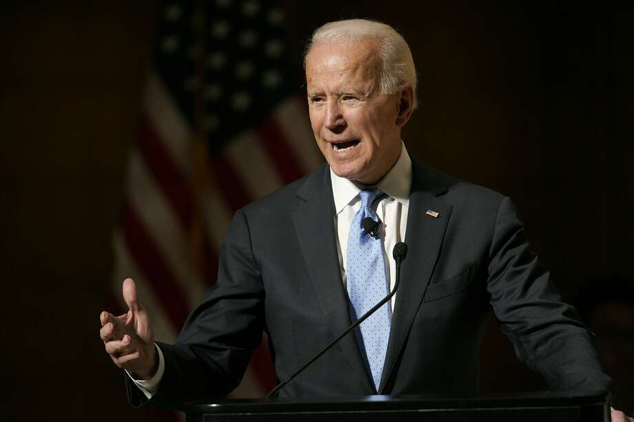 Joe Biden has a better chance to win over middle-America voters after two key rivals dropped out of the race. Photo: Nati Harnik / Associated Press