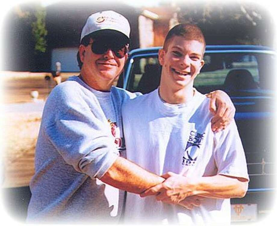 Today, suicide is the second leading cause of death in people in Texas aged 10 to 24 years. Clark Flatt lost his 16-year-old son Jason to suicide in 1997 and started a nonprofit called The Jason Foundation. In 2018, the organization educated more than 610,000 young people about suicide awareness and prevention. Photo: Courtesy Photo