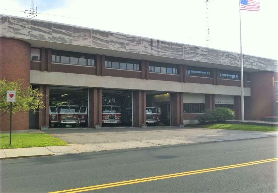 The Torrington Fire Department Headquarters on Water Street. Photo: Contributed / Torrington Fire Department /