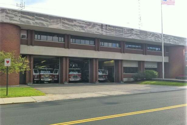 The Torrington Fire Department Headquarters on Water Street.