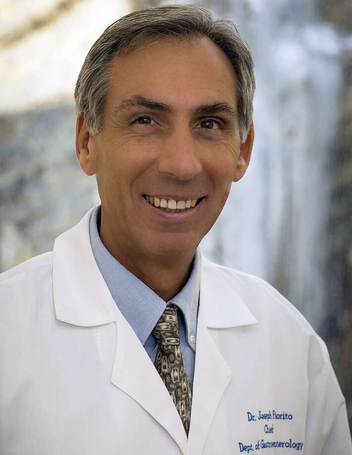 Dr. Joseph Fiorito, chair of the gastroenterology department at Danbury Hospital. Photo: Western Connecticut Health Network