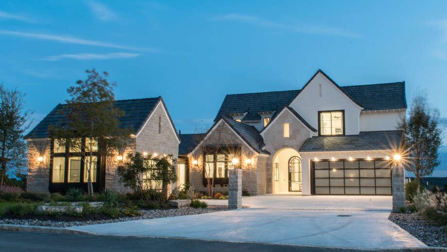 Builder: Casadomaine Custom Homes Address: 33 Mariposa Pkwy E, Boerne, TX 78006 Price: $1.1M Photo: Casadomaine Custom Homes