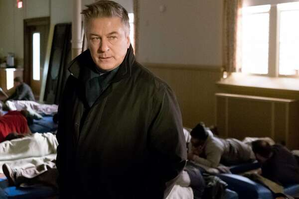 Alec Baldwin as Detective Bill Ramstead in Universal Pictures Content Group�s drama THE PUBLIC.