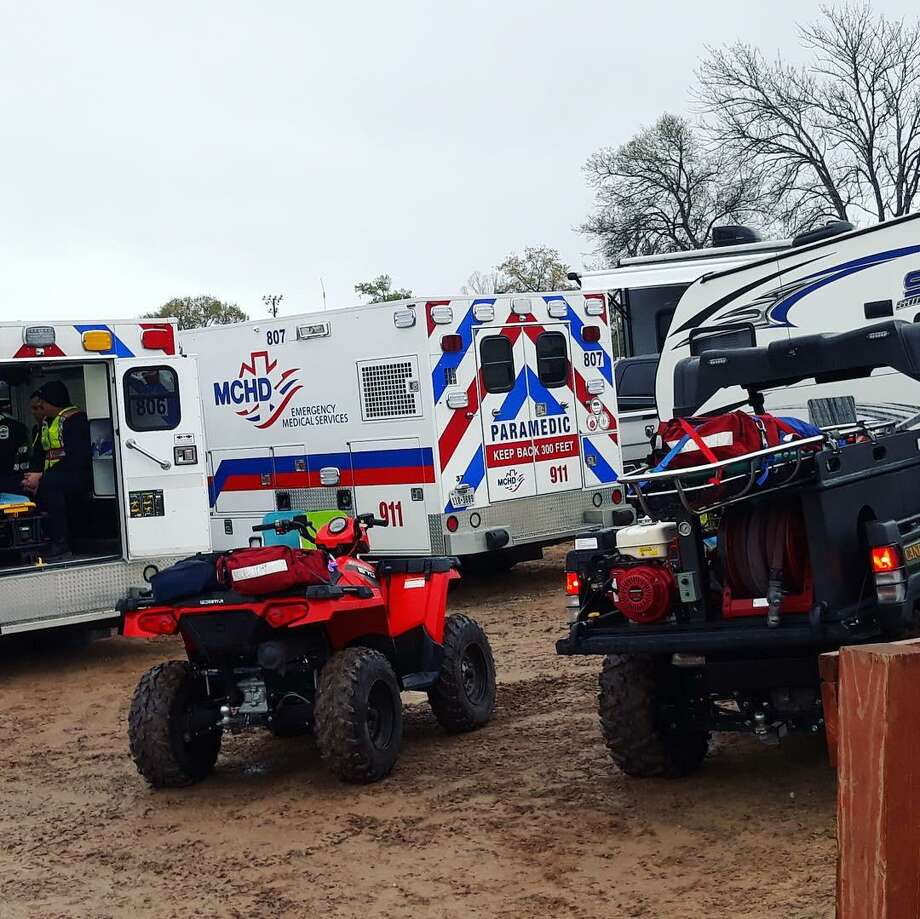 Through a contract renewed at the Montgomery County Hospital District's Jan. 22 board meeting, MCHD will have an on-site EMS service — one or two ambulances, depending on the size of the event — stationed at the park while it's open and hosting events. Photo: Courtesy Of The Montgomery County Hospital District