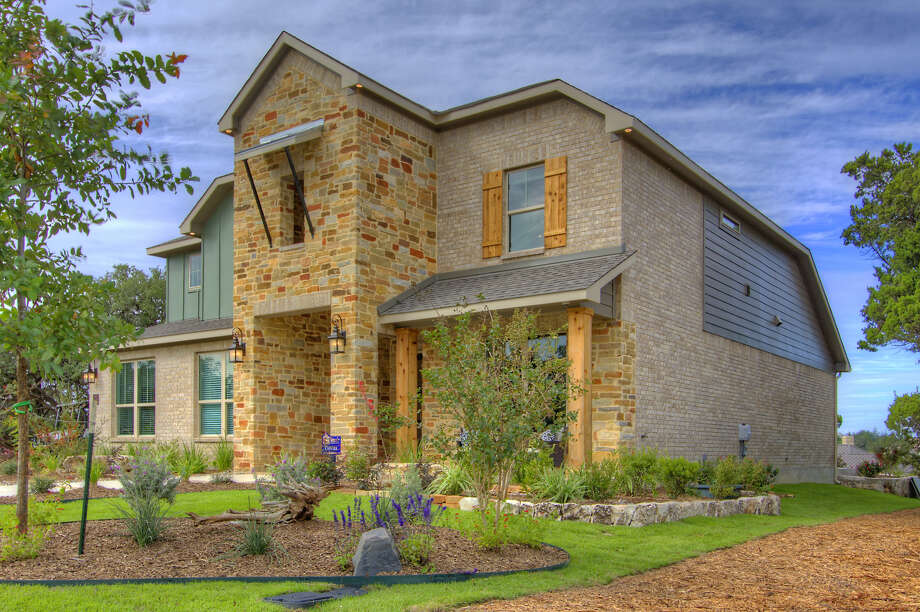 Builder: Sitterle Homes  Address: 3 Mariposa Pkwy E, Boerne, TX 78006  Price: $292-364 Photo: Sitterle Homes
