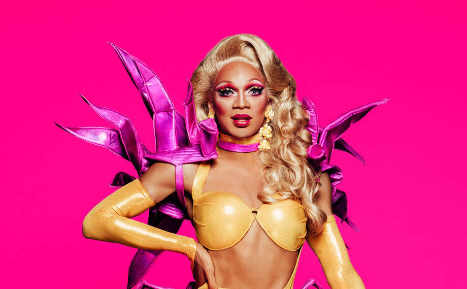 Kahanna Montrese was the second to be eliminated on Season 11 of RuPaul's Drag Race. Photo: VH1