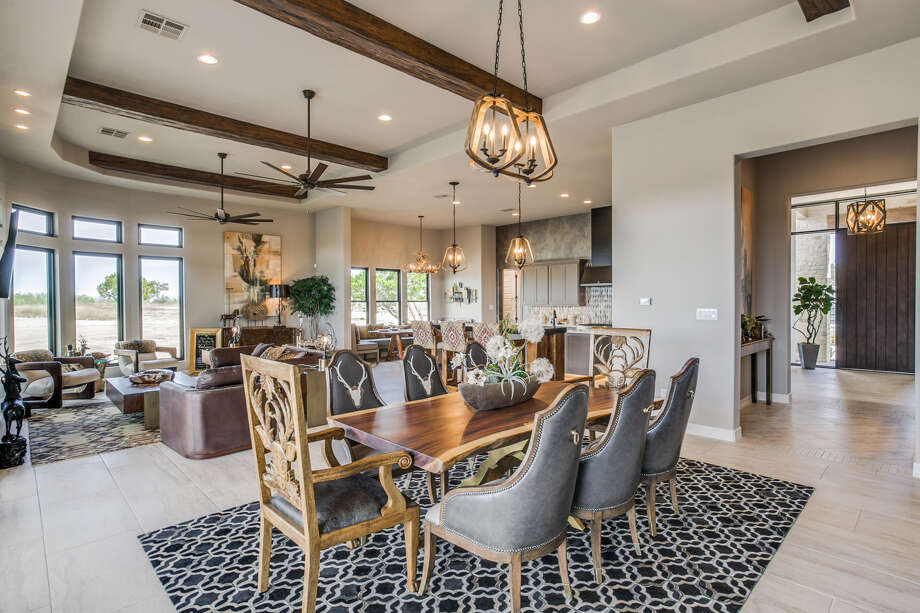 Builder: Prestige Homes Address: 40 Mariposa Pkwy E, Boerne, TX 78006 Price: $859,000 Photo: Prestige Homes