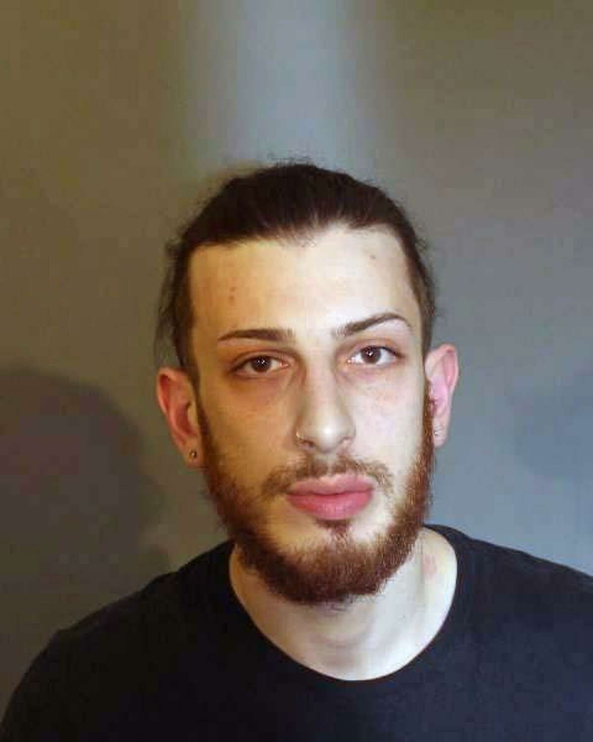 Robert Stevenson, 24, of Danbury, Conn., was charged with five counts of possession of a controlled substance, five counts of possession of a controlled substance with intent to sell, five counts of possession of a controlled substance within 1,500 feet of a school, five counts of possession of a controlled substance with intent to sell within 1,500 feet of a school, possession of drug paraphernalia and possession of drug paraphernalia within 1,500 feet of a school.