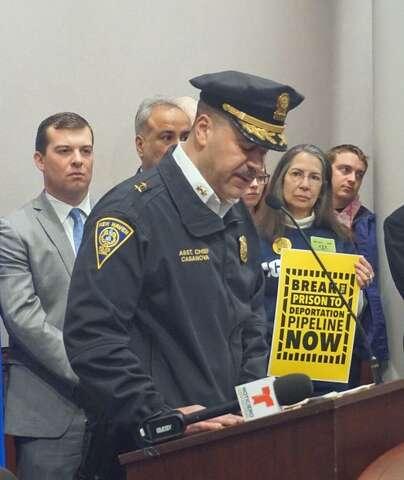 ICE detention procedures spark CT Capitol debate