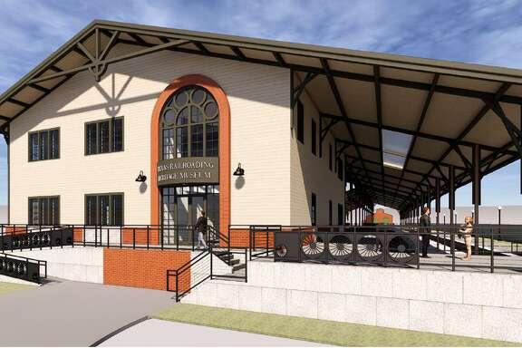 The Texas Railroading Heritage Museum unveiled renderings of the museum that will be built in Tomball next to the depot in downtown.