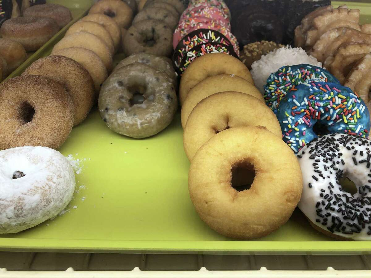 The Donald's Donuts in Kingwood is located 1381 Kingwood Drive.