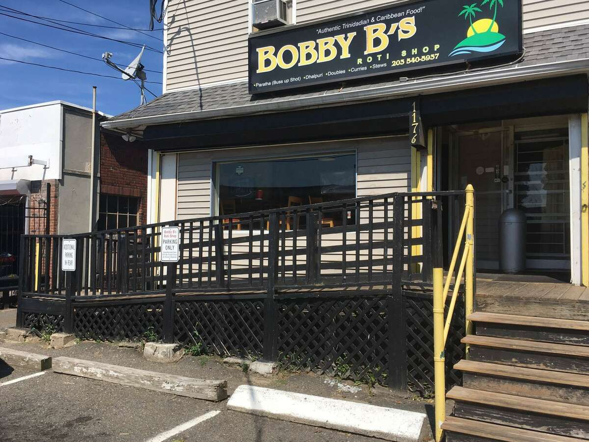 Bobby B's Roti Shop 1176 Fairfield Ave. Routine inspection: 79 Re-inspection: 89 SOURCE: Bridgeport Health Department