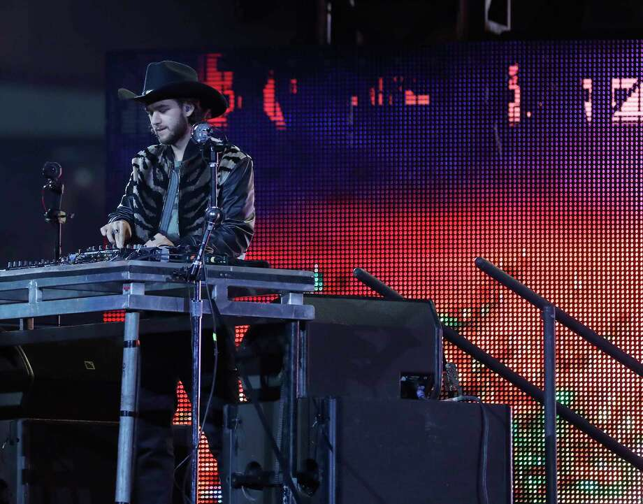 Zedd performs in concert at the Houston Livestock Show and Rodeo at NRG Stadium, Friday, March 8, 2019, in Houston. Photo: Karen Warren, Staff Photographer / © 2019 Houston Chronicle