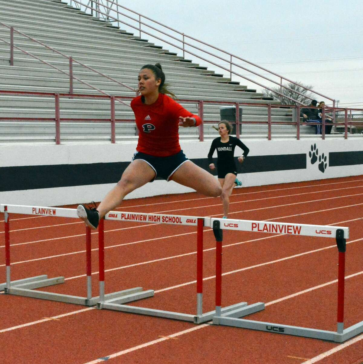 Plainview's track & field team held its annual Bulldogs Relays on Friday at Greg Sherwood Memorial Stadium.