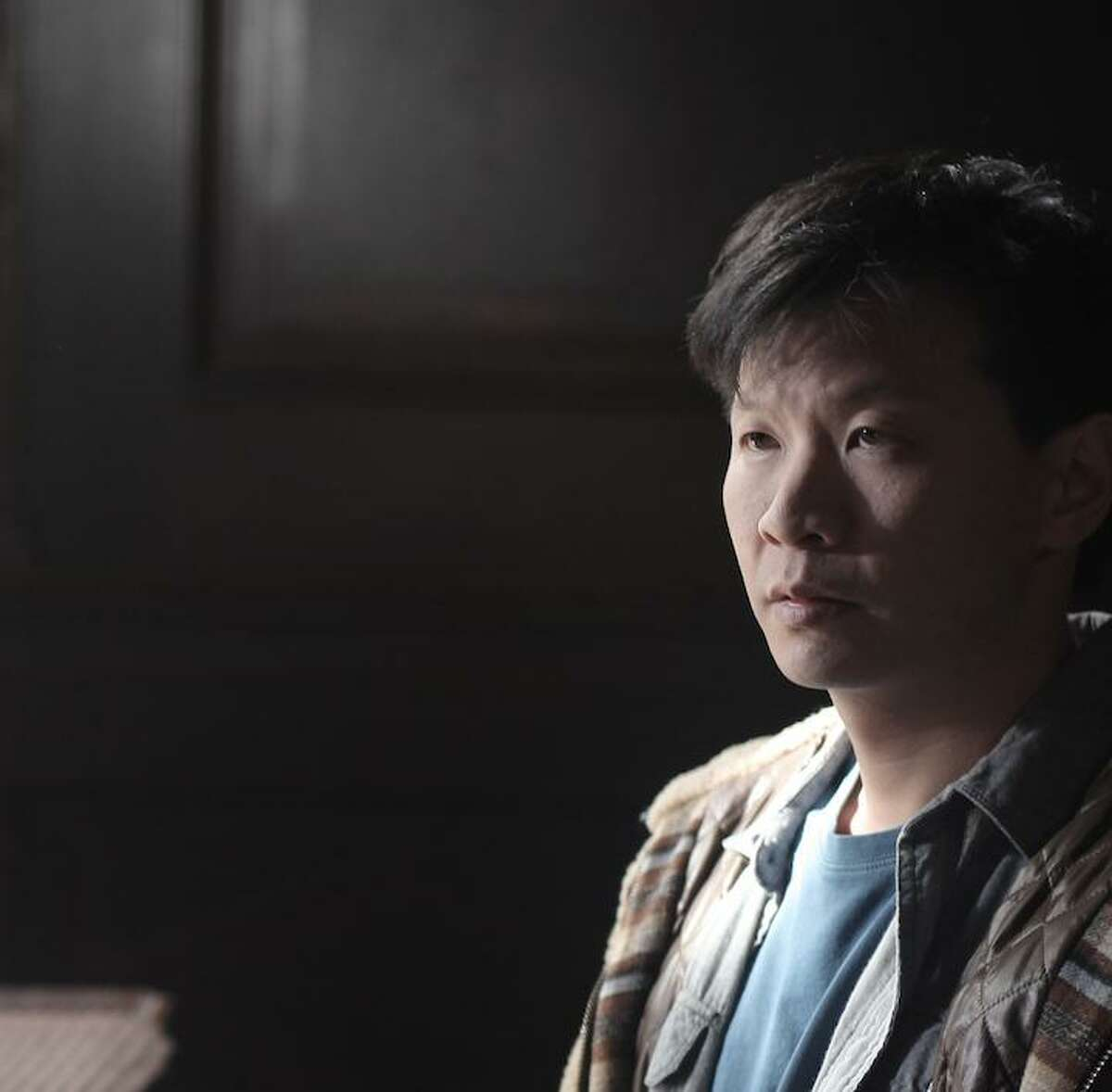 Patrick Wang, director of the film 'A Bread Factory'