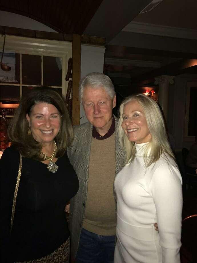 Bill Clinton pipe