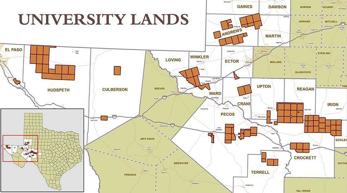 University Lands manages the mineral and surface rights for 2.1 million acres of land in West Texas with the proceeds going to the Permanent University Fund, or PUF. Founded in 1876, the fund supports both The University of Texas System and the Texas A&M University System. PUF received more than $1 billion of income from mineral rights during fiscal year 2018, state figures show.