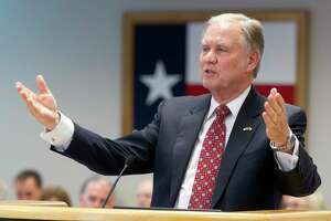 Montgomery County commissioners officially created the Montgomery County Ethics Commission under new House Bill 1495, dubbed the J D Lambright Local Government Ethics Reform Act and will begin the nomination process to fill the 10-member board. Following a cancer diagnosis, Lambright, pictured in this file photo, passed away March 9.