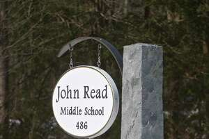 John Read Middle School, Redding, Conn, Saturday, March 9, 2019.