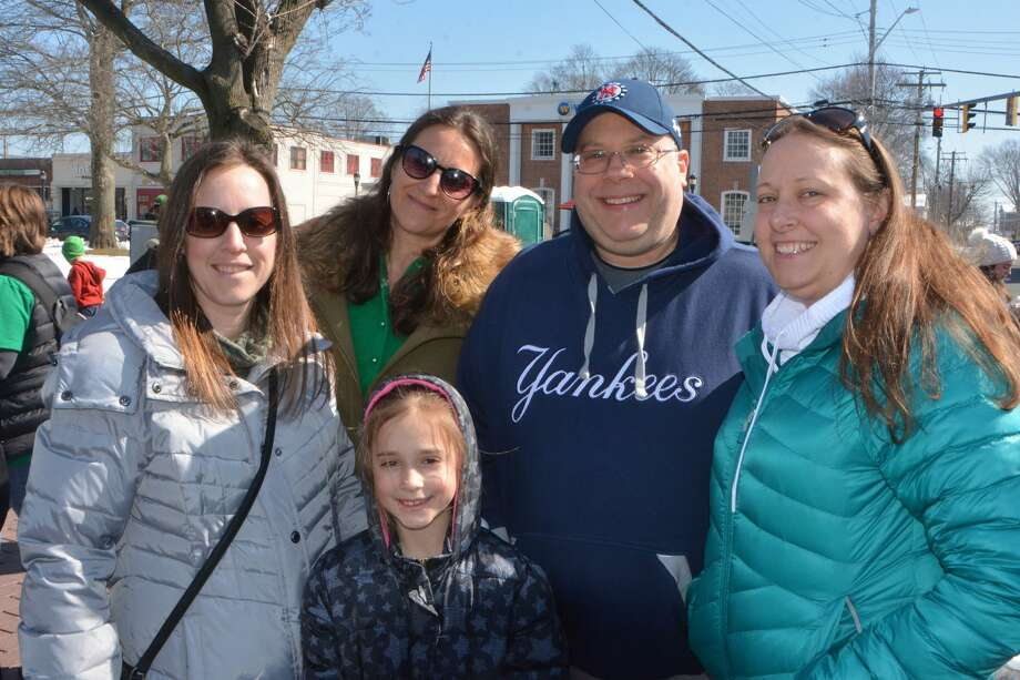Milford held its annual St. Patrick's Day parade on March 9, 2019. Were you SEEN? Photo: Vic Eng / Hearst Connecticut Media Group