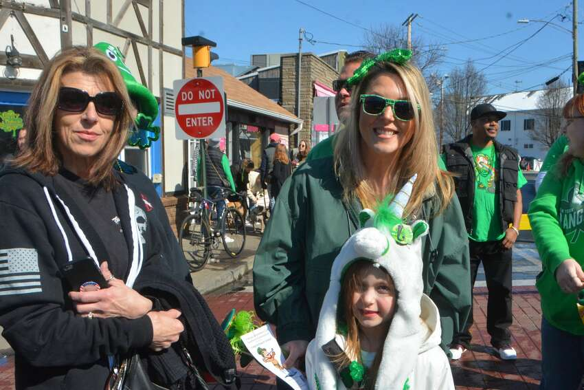 Milford held its annual St. Patrick's Day parade on March 9, 2019. Were you SEEN?