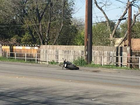 Man killed after being thrown from motorcycle identified - San