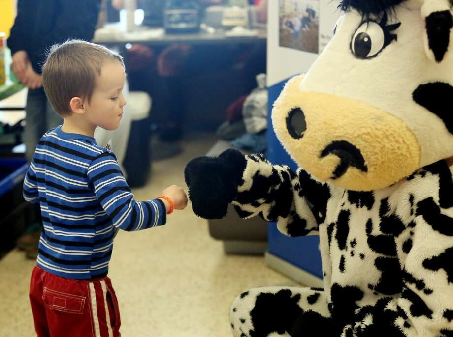 Huron Daily Tribune Health Expo 2019 Photo: Paul P. Adams/Huron Daily Tribune