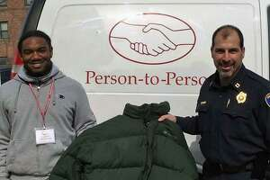 Stamford, Conn., police donated more than 100 coats to local organizations in need after a coat drive.