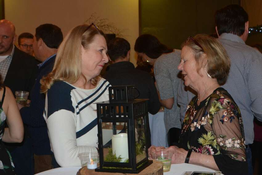 Westport's Earthplace held its annual Green Gala on March 9, 2019. Guests enjoyed food, dancing and an auction to support Earthplace. Were you SEEN?