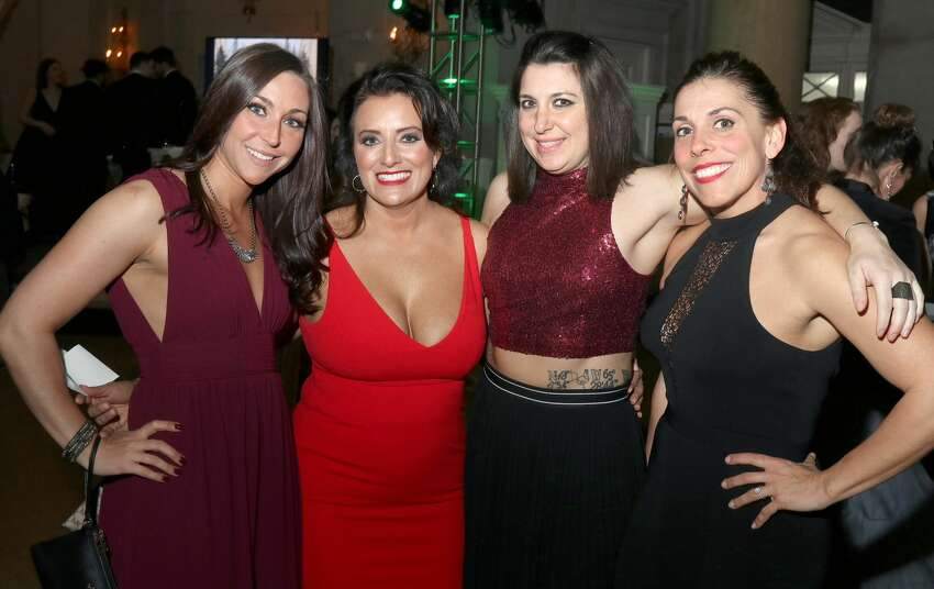 Were you Seen at the annual SPAC Winter Ball: Into the Pines, hosted by SPAC's Junior Committee at the Hall of Springs in Saratoga Springs on Saturday, March 9, 2019? The event is a fundraiser for the Saratoga Performing Arts Center, supporting its classical and educational programming.