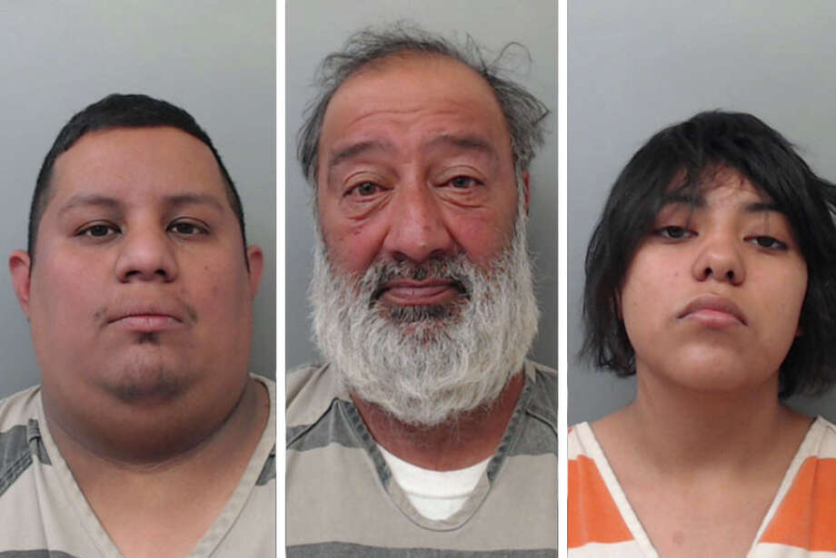 See the individuals recently arrested during Webb County Sheriff's Office Operation GOTCHA. Photo: Courtesy