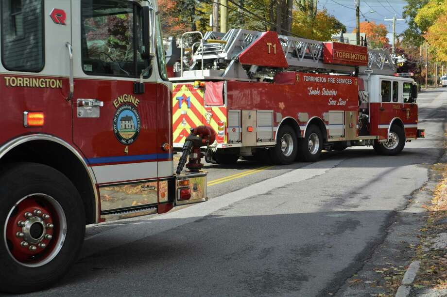 Torrington fire fighters will receive a 2 percent raise for the next three years as part of a negotiated contract with the city. Photo: Leslie Hutchison / Hearst Connecticut Media
