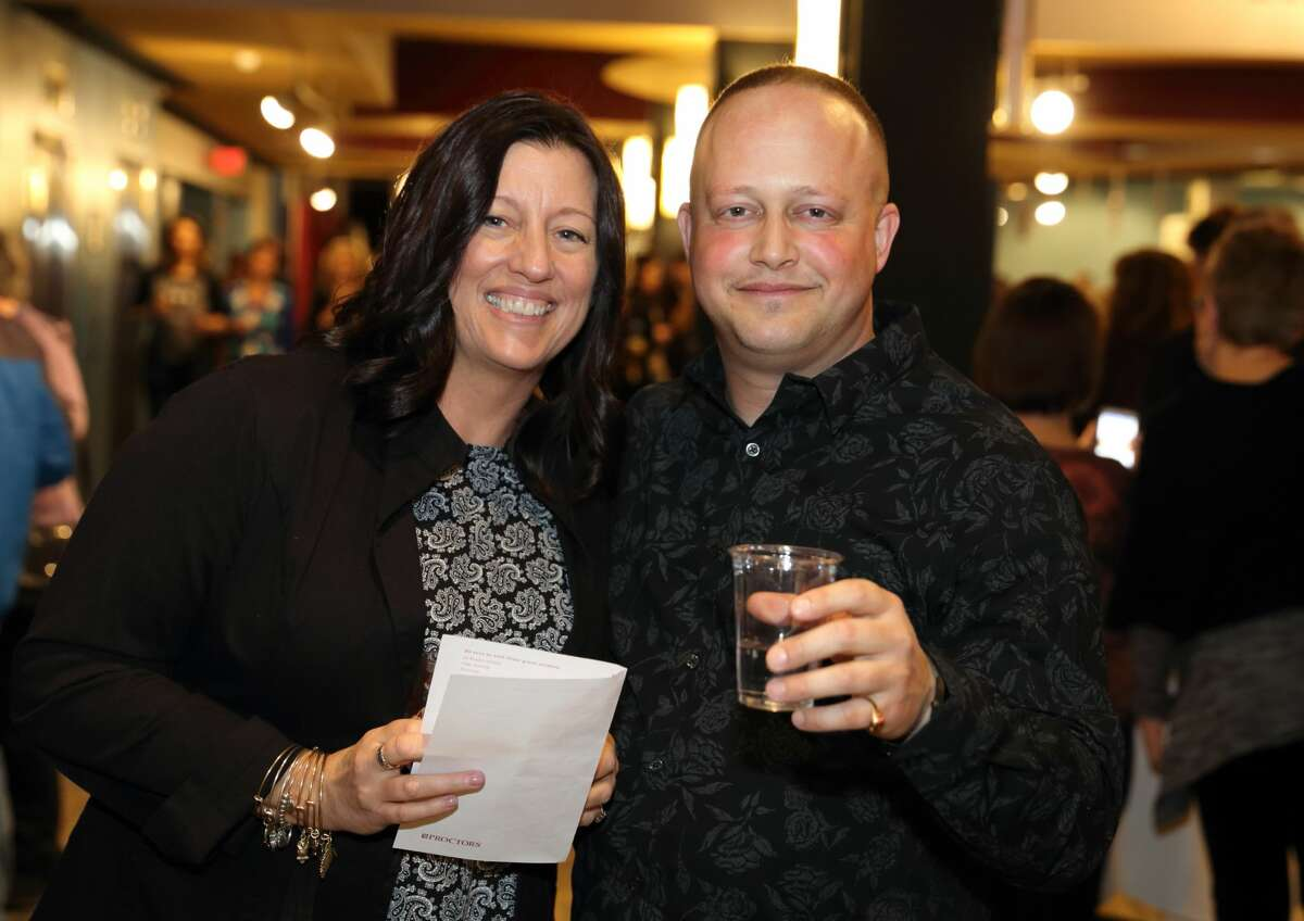 Were You Seen at the 11th Annual Capital Region Wine Festival at Proctors in Schenectady on Saturday, March 9, 2019?