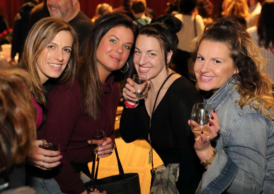 Were You Seen at the 11th Annual Capital Region Wine Festival at Proctors in Schenectady on Saturday, March 9, 2019? Photo: Gary McPherson - McPherson Photography