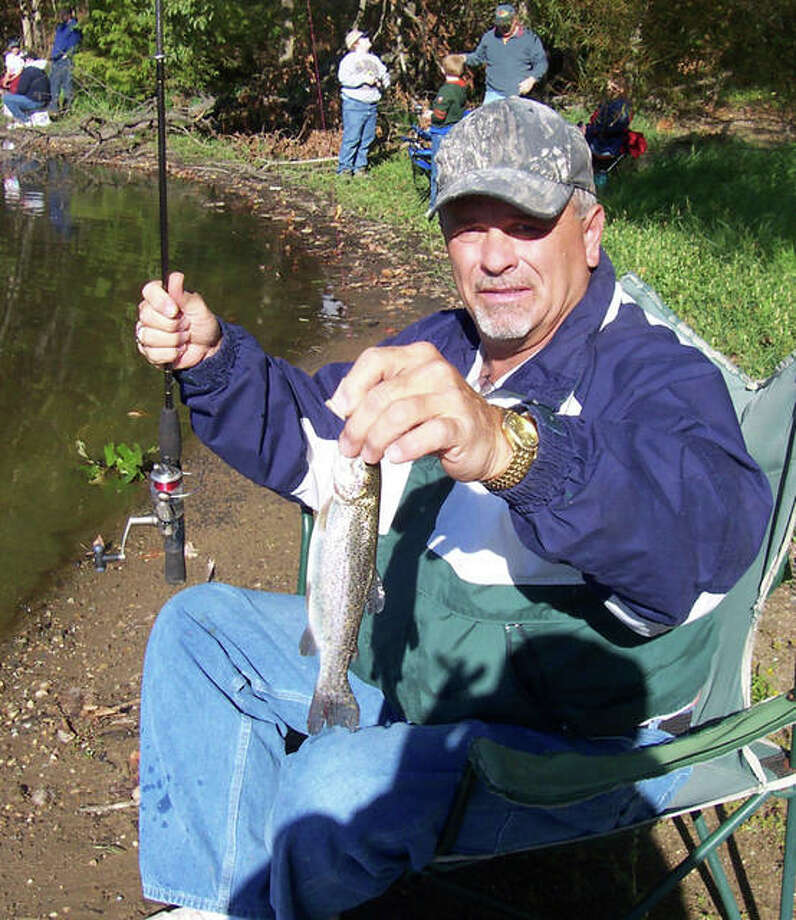 CURT HICKEN'S OUTDOORS: Trout season perfect cure for winter