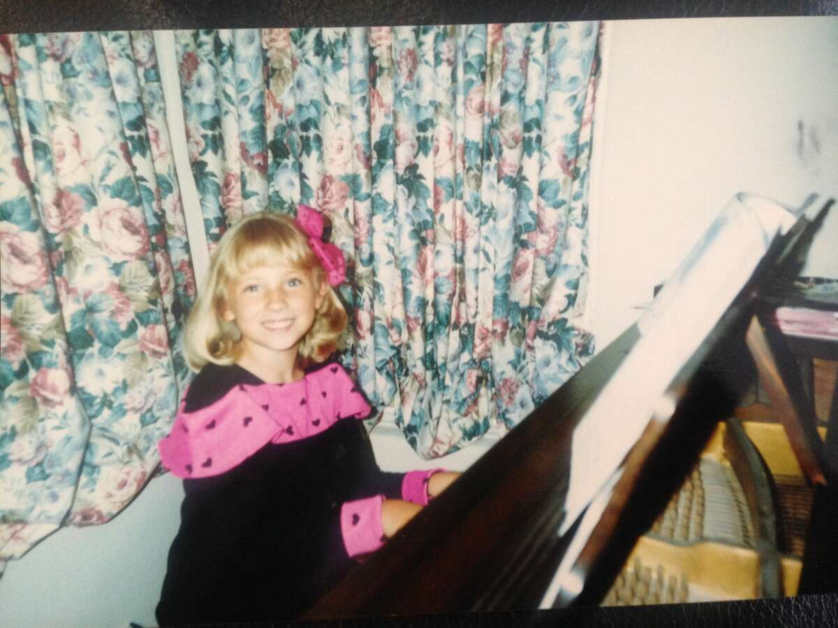 I grew up playing the piano. Piano recitals made me more nervous than anything else I've ever done.