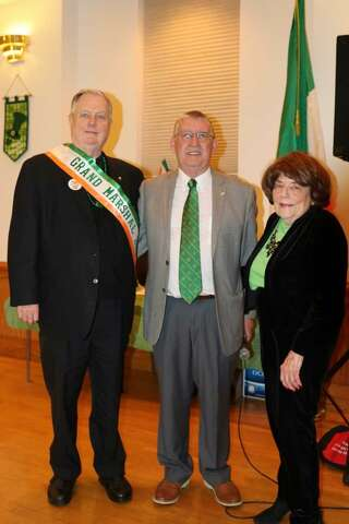 Greenwich celebrates students, a grand marshal and a tennis