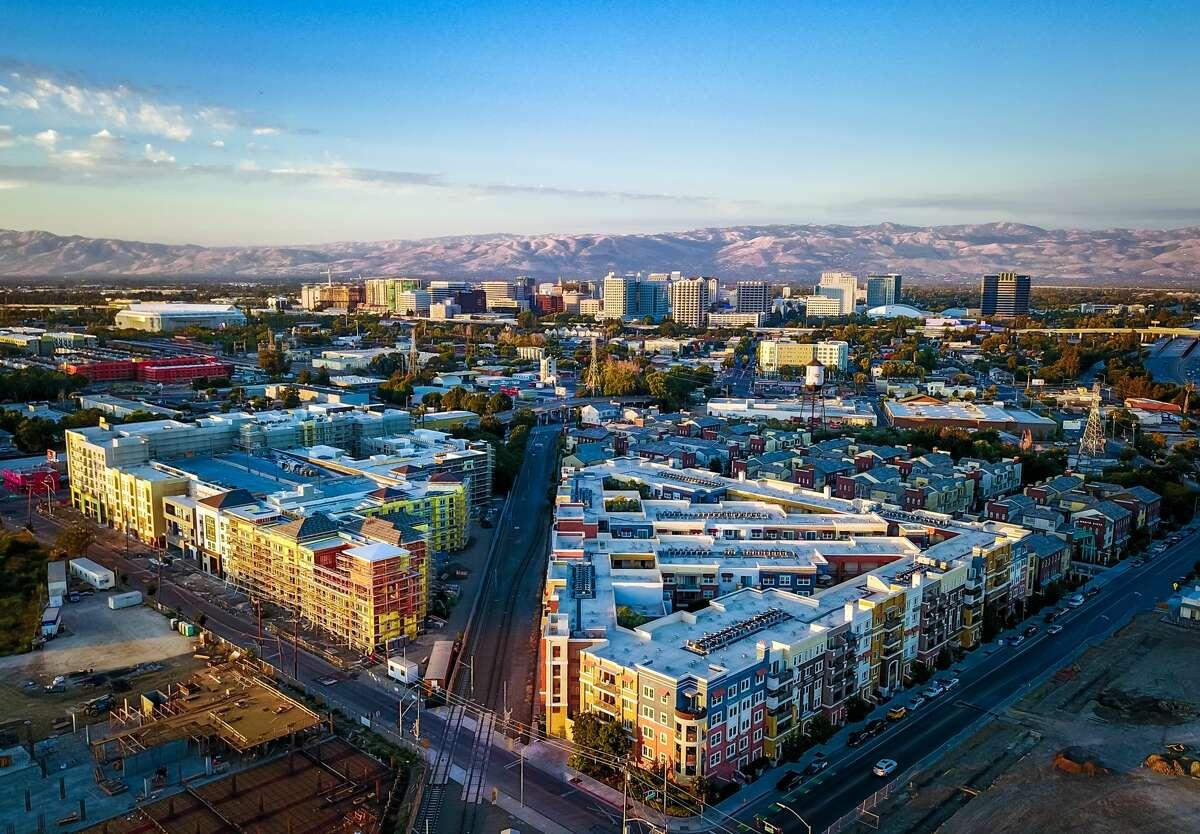 San Jose-Sunnyvale-Santa Clara, Calif.: No. 2'Educational Attainment' rank: No. 4 'Quality of Education and Attainment Gap' rank: No. 3