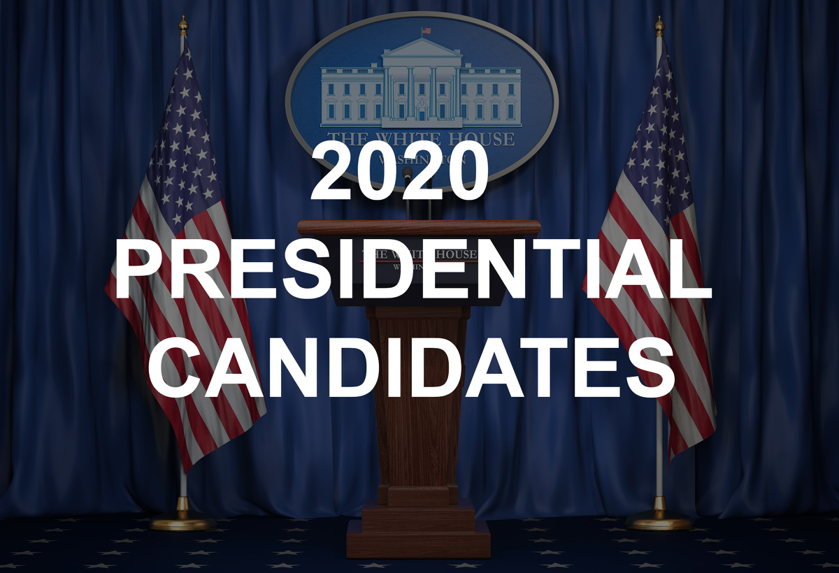 Click through the slideshow to see the 2020 Democratic and Republican presidential candidates: