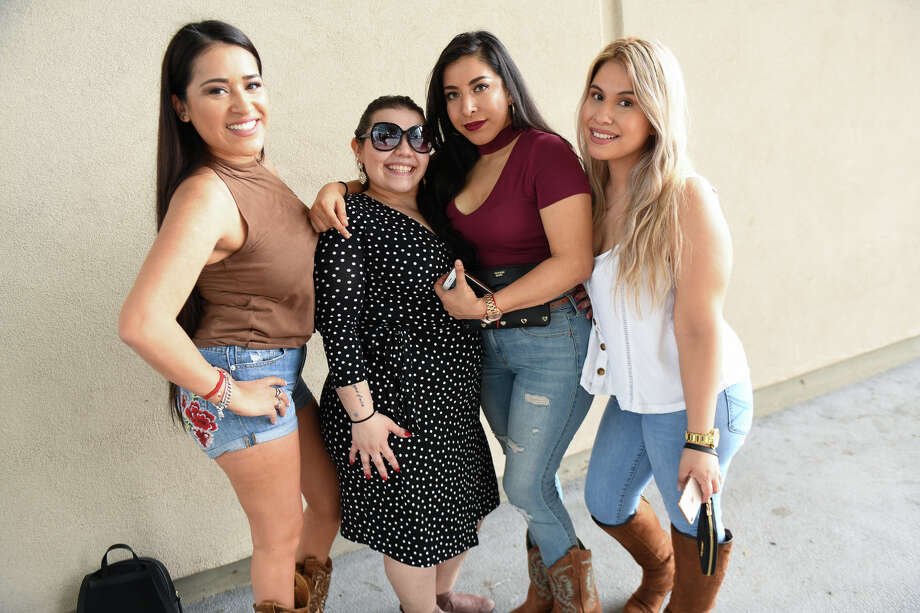 Fans at NRG Stadium to see Los Tigres del Norte on Sunday, March 10, 2019 Photo: Jamaal Ellis/Contributor / 2019