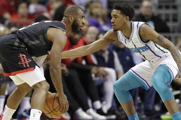 deac640effae Scouting report  Rockets vs. Hornets - HoustonChronicle.com