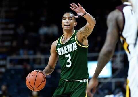 detailed look 3ba16 50828 Iona knocks Siena basketball out of MAAC Tournament again ...